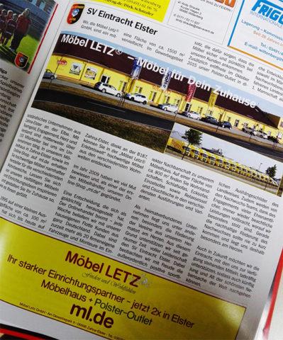 """Fußballmagazin """"3. Halbzeit"""""""
