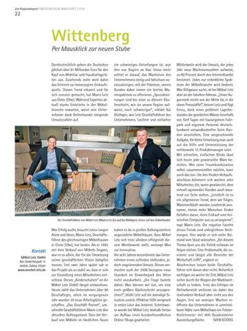 Der Regionalreport // Mitteldeutsche Wirtschaft 03/2016